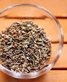 Panch Phoron - Indian Five Spice
