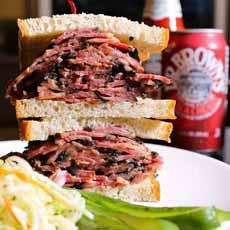 Pastrami Sandwich - PJ Bernstein