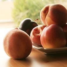 Organic Stone Fruits