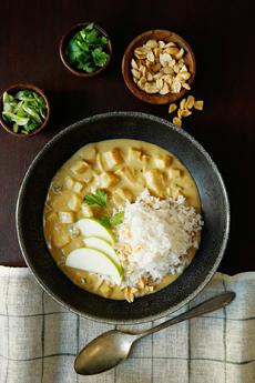 Chicken Apple Curry Recipe