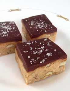 Chocolate Sea Salt Penuche