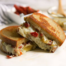 Pepper Jack French Toast