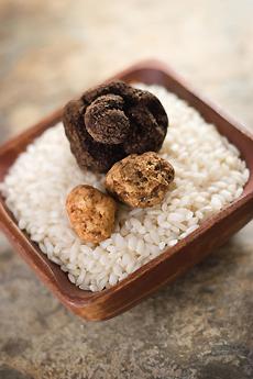 Arborio Rice & Truffles