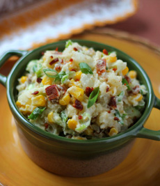 Peruvian Potato Salad