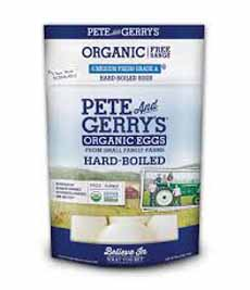 Pete & Jerry's Organic Hard Boiled Eggs