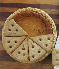 Cookie-top Pie