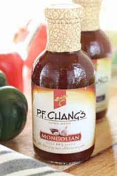 P F Changs Mongolian BBQ Sauce