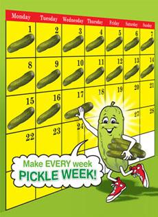 Pickle Week