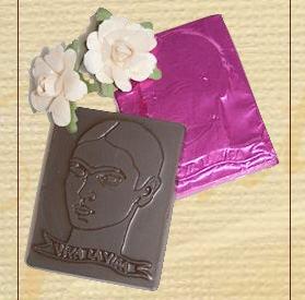 Frida Kahlo Chocolate