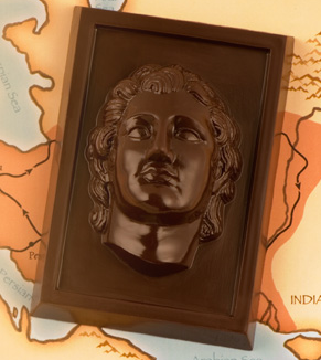 Chocolate Alexander The Great