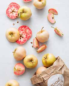 Pink Pearl Apples