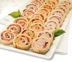 Pinwheel Sandwiches Tray