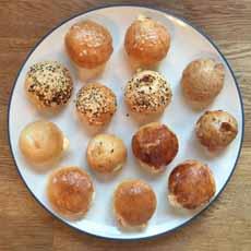Bantam Bagels Platter