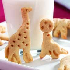 Homemade Animal Crackers Recipe