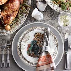 Turkey Salad Plates