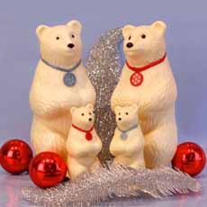 White Chocolate Bears