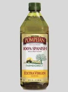 Pompeian Spanish Olive Oil