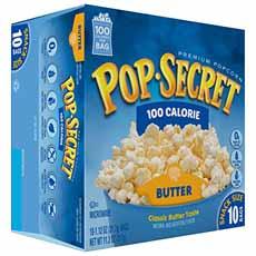 Pop Secret 100 Calorie Packs