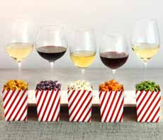 Popcorn Wine Pairing