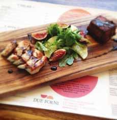 Pork Chop & Pork Belly