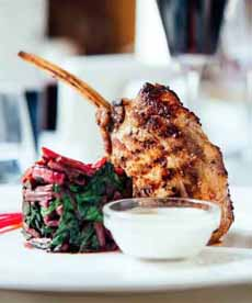 Fancy Pork Chop