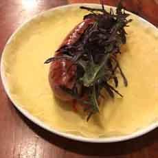 Sausage Crepe