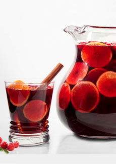 Sangria With Ruby Port