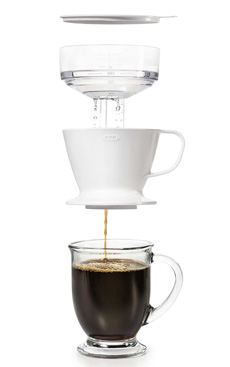 Pour Over Coffee Oxo