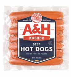 A & H Hot Dogs