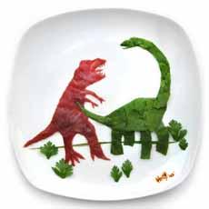Prosciutto Dinosaur