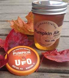 Potlicker Pumpkin Ale Beer Jelly