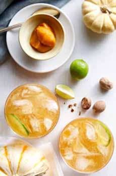 Pumpkin Paradise Cocktail