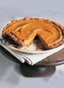 Pumpkin Seed Crust Recipe