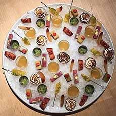 Punch Bowl Desserts