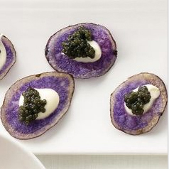 Purple Potato Chips