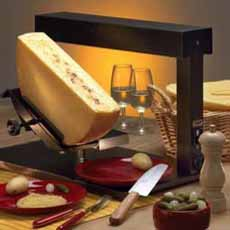Raclette Cheese Melter