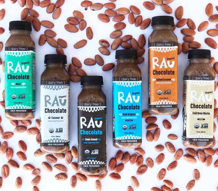 Rau Chocolate Drink