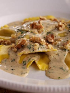 Ravioli With Beurre Noisette