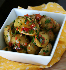 Chimichurri Potato Salad Recipe