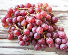 Red Flame Grapes