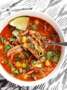 Red Posole