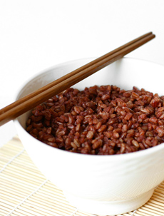 Red Rice Cooked