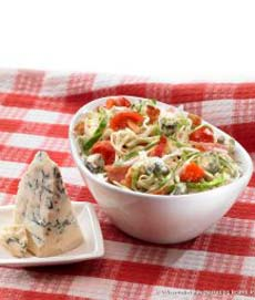 Cole Slaw With Blue Cheese