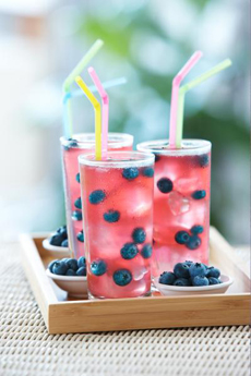 Red, White & Blue Lemonade