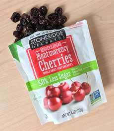 Reduced Sugar Dried CherriesReduced Sugar Dried Cherries