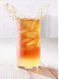 Cloudy Iced Tea