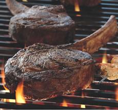 Grilled Ribeye Steak