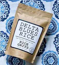 Delta Blues Rice Grits