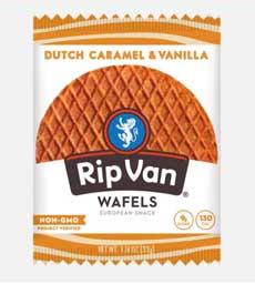 Rip Van Wafels Dutch Caramel