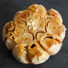 Roasted Garlic Head